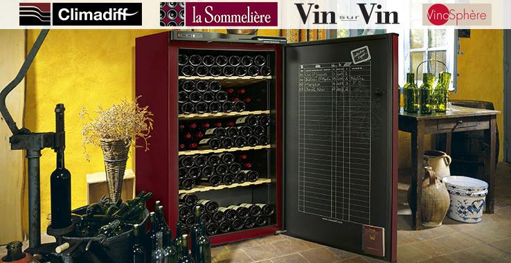 Climadiff - la Sommelière - Vin sur Vin - VinoSphère