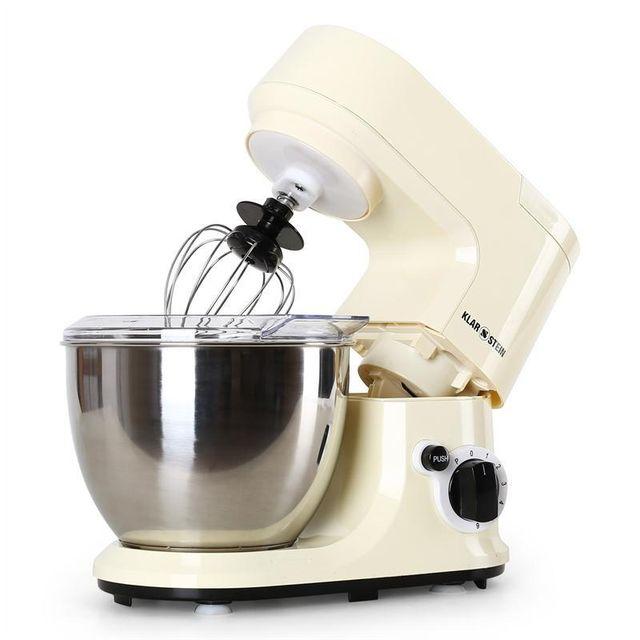 KLARSTEIN Carina Morena Robot de cuisine 800W 4 L