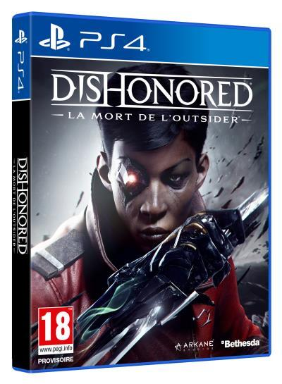 Dishonored 2 : Mort l Outsider - PS4