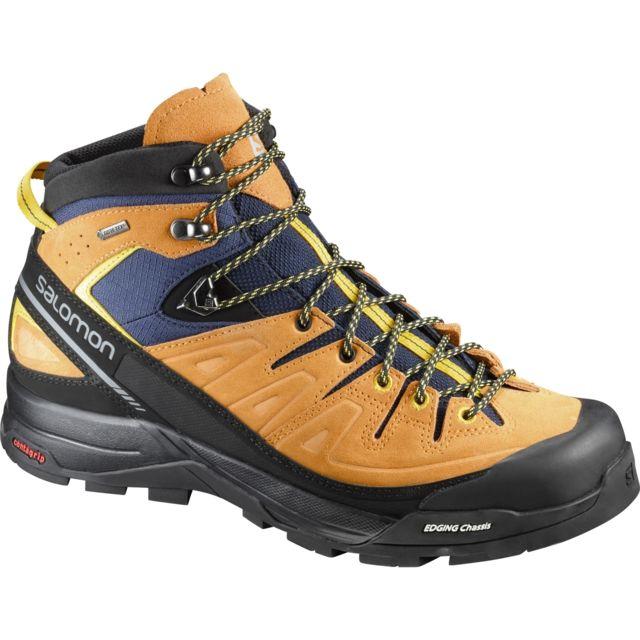 Gtx Alp Chaussures Blazebri Salomon Pas Ltr Cher X Mid Navy qEXBdxwg
