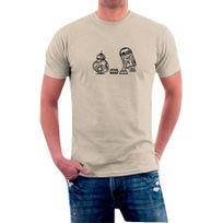 Gildan - Star Wars Bb-8 R2D2 - Tee Shirt