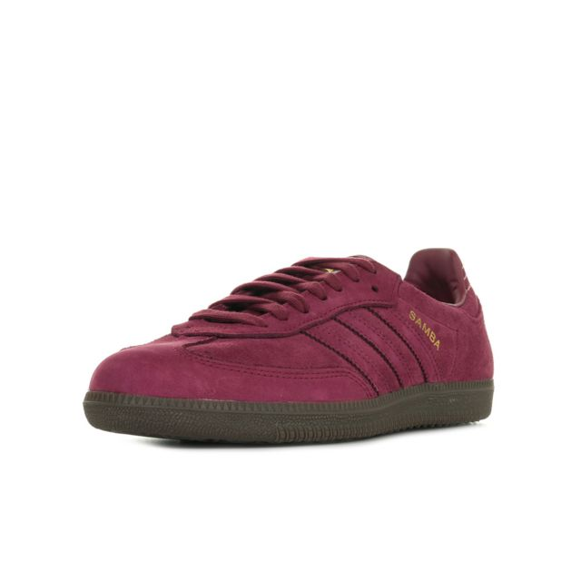Adidas Samba Fb pas cher Achat Vente Baskets homme