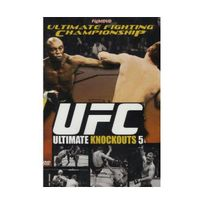 Fight Dvd - Ultimate Fighting Championship - Ultimate Knockouts 5 Import anglais