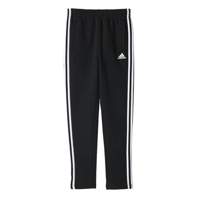 Adidas - Pantalon 3-stripes Noir Enfant 7 - pas cher Achat   Vente Pantalon  enfant - RueDuCommerce 563a5aa9650c