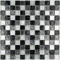 Sygma-group - Mosaique pour mur et sol en verre mv-lux-noi23