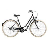 Ortler - Vélo Enfant - Detroit - Vélo hollandais - noir