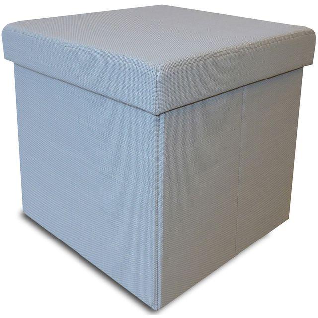 Cotton Wood Pouf Coffre Pliable 2 En 1 Pas Cher Achat Vente Pouf D Exterieur Rueducommerce
