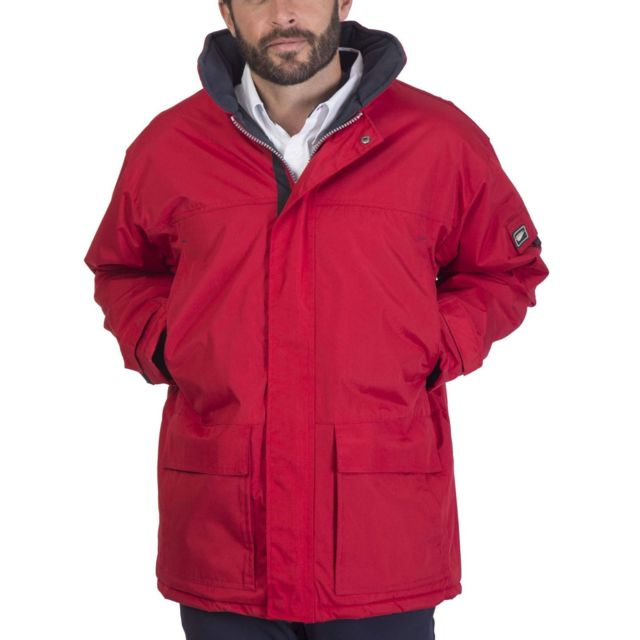 check-out 51566 335b3 Fashion Cuir - Parka doublure polaire Taille Homme - Xl ...