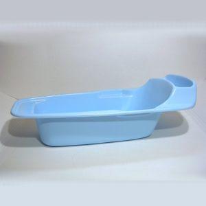 g n rique baignoire d 39 enfant plastique maxime bleue pas cher achat vente accessoires de. Black Bedroom Furniture Sets. Home Design Ideas