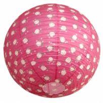 ouvre&deco . Luminaire et suspension, Décoration intérieure - Suspension boule japonaise Décoration Pink Light