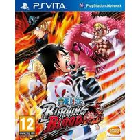 Namco Bandai - One Piece Burning Blood Ps Vita