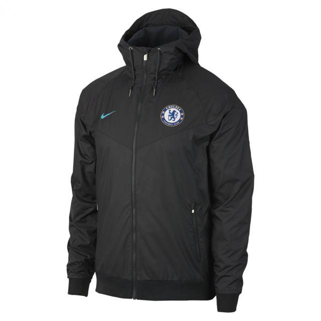 Nike Veste Chelsea Fc Authentic Windrunner 905484 064