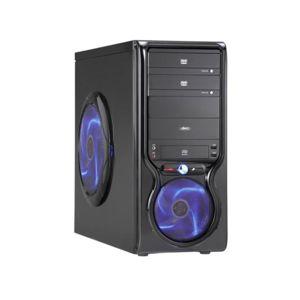 ADVANCE - Boîtier PC Turboost - Noir Sans Alimentation