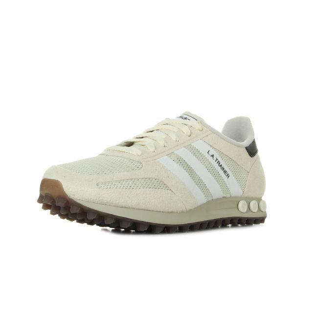Adidas La Trainer Og Off White Beige, Blanc 45 13 pas