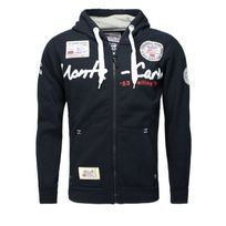 Geographical Norway - Sweat capuche marine