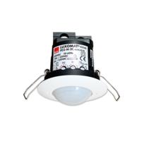 Beg Luxomat - 92165 - Détecteur de présence à télécommande Pd2-M-2C-FP Faux Plafond Blanc