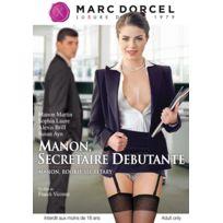 Dorcel - Manon, secrétaire débutante