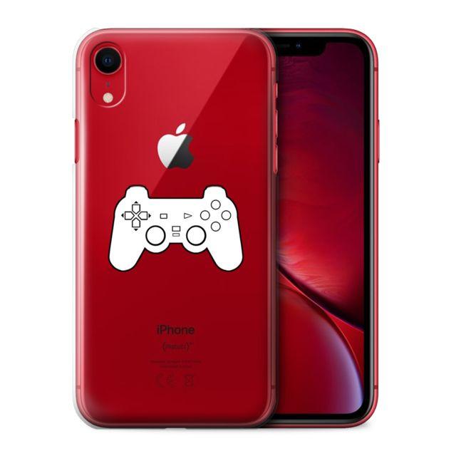 coque iphone x manete de jeux