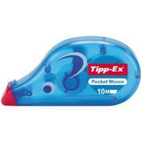 Tipp-ex - ruban correcteur pocket mouse 4.2mm x 10m