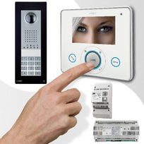 CAME - Interphone vidéo VISIO ENIGMA adapté toutes installations 001CK0008