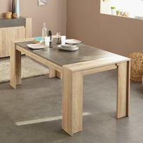 - Table à manger L177xH75xP91cm