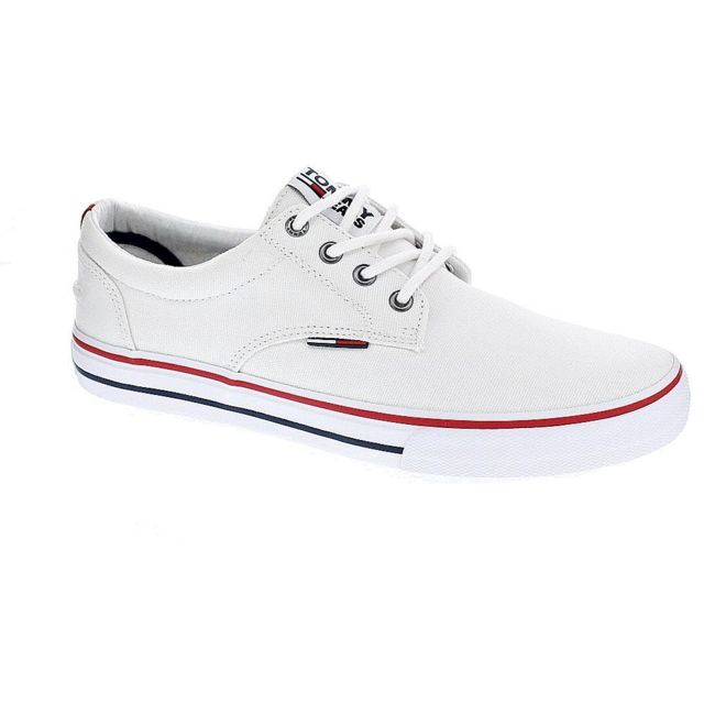Chaussures Homme Baskets basses modele Textile Sneaker