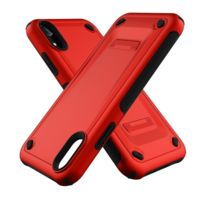 coque iphone xr ultra fine rouge