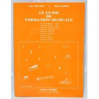 Combres - Le Guide de formation musicale Vol. 4 - Truchot Alain, Mériot Michel