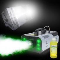 Flash - Pack Machine à fumée 1200LED Stroboscope1000W