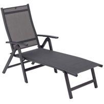 chaise longue kettler solde