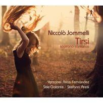 Pan Classics - Niccolo Jommelli - Tirsi, Soprano cantatas DigiPack