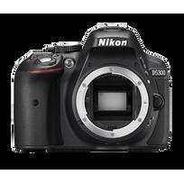 NIKON - Appareil photo reflex noir - D5300 nu