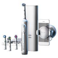Oral-b - Brosse à dents électrique - Genius 9000 White