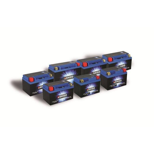 Wacox Batterie Lithium Shido 51913 Sans Entretien