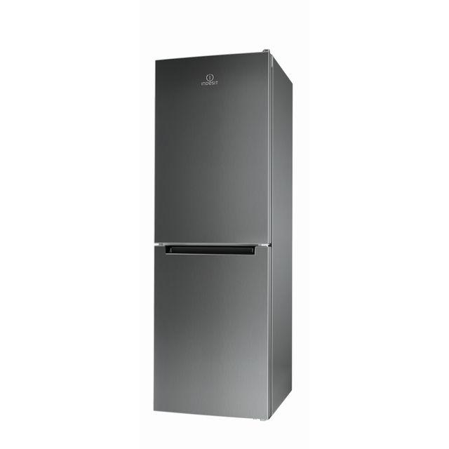 Indesit - Réfrigérateur congélateur 2 portes LR7 S1 X