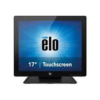 Elo TouchSystems - Elo Desktop Touchmonitors 1717L iTouch Zero-Bezel - Écran Led - 17'' - écran tactile - 1280 x 1024 - 250 cd m² - 800:1 - 5 ms - Vga - noir