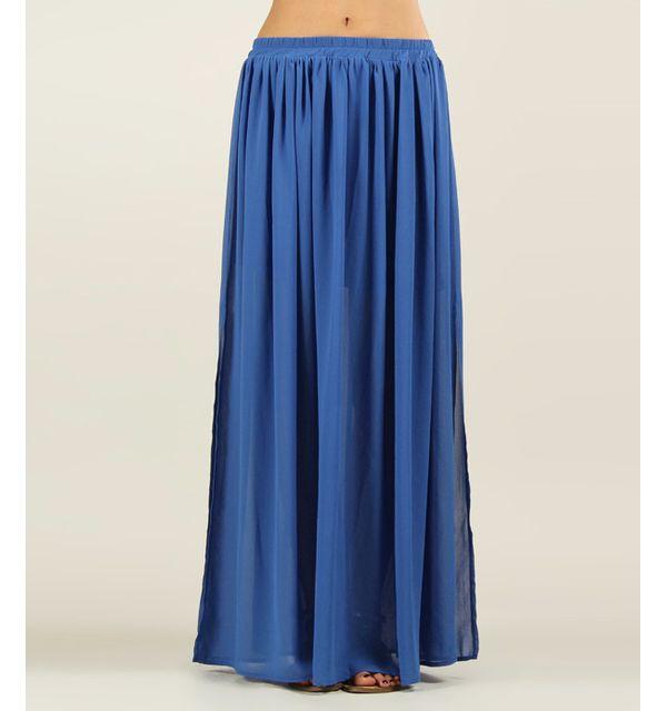 Goa Jupe longue Eva Femme Collection Printemps Eté pas