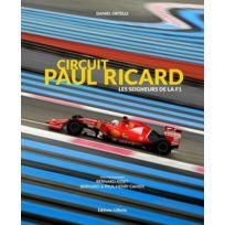 Gilletta - circuit Paul Ricard ; les seigneurs de la F1