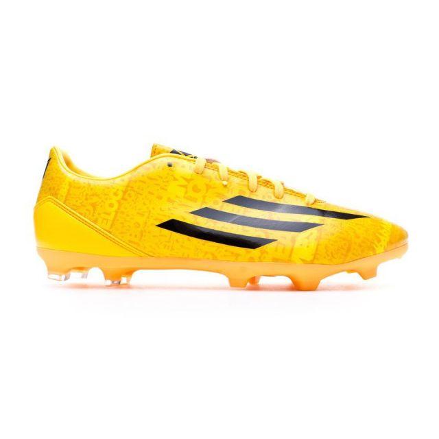 ADIDAS F10 Trx Fg Orange Football Shoes