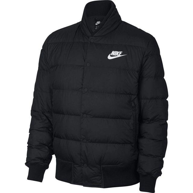 Nike Veste aviateur Sportswear Down Fill 928819 010