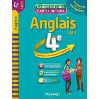 Magnard - Cahiers Du Jour/ Soir ; Anglais ; 4ème