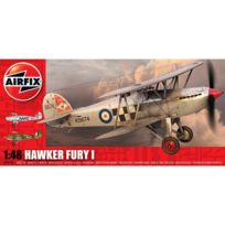 Airfix - Maquette avion : Hawker Fury I