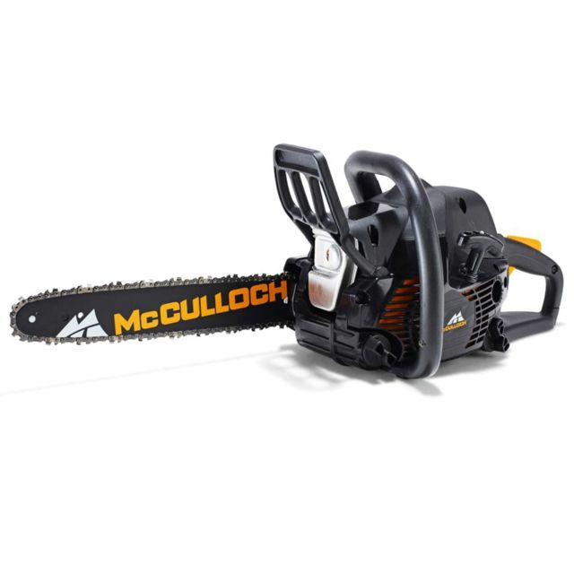 MCCULLOCH - Tronçonneuse thermique CS400 40cc - MC CULLOCH