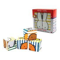 Miffy - Blocs En Tissu Multicoloured