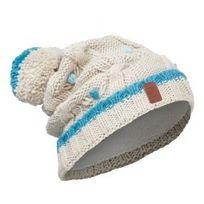 Buff - Bonnet Knitted Polar Junior Dysha Mineral