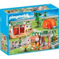 Playmobil - Camping - 5432