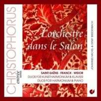 Christophorus - Duos Pour Harmonium Et Piano - Cd