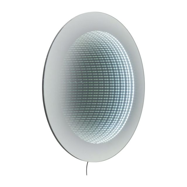 Karedesign Miroir Tube 80cm Led Kare Design