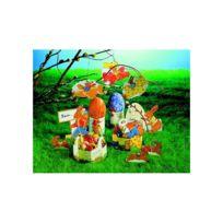 Schreiber-bogen - Maquette en carton pour enfants : Oeufs de Pâques