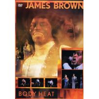 One Plus One - James Brown : Body Heat - Dvd - Edition simple
